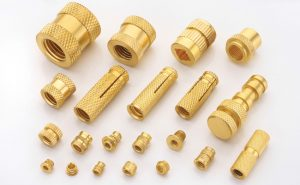 Brass Knurling inserts Manufacturer in Jamnagar