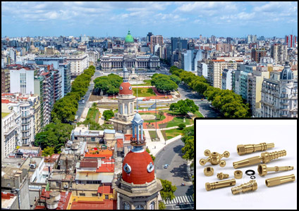 Exporter of Brass CPVC/PPR fittings