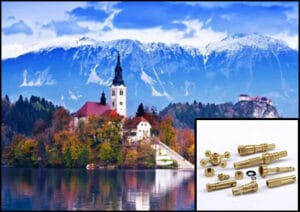 Brass Parts in Slovenia
