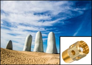 Manufacturer of Brass Plumbing Parts